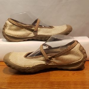 New Balance WE060TX Mary Jane Ballet Flat Size 9